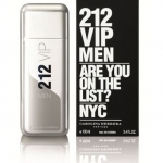 น้ำหอม Carolina Herrera 212 VIP EDT spray perfume for men 100 ml