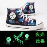 รองเท้า EXO black