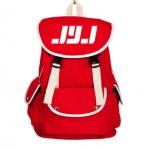 กระเป๋าเป้ JYJ แบบผ้า ใหญ่ 6สี