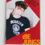 ปฎิทิน EXO Lay Jungs