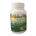 Golden Kiwi Placenta 20000 mg 60 Softgels รกแกะเม็ดเข้มข้นผสมเมล็ดองุ่นและวิตามินอี เพื่อผิวขาวใส ไร้ริ้วรอย ผิวพรรณเรียบเนียนเต่งตึง แลดูอ่อนเยาว์