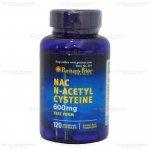 Puritan Pride N-Acetyl Cysteine (NAC) 600 mg 120 Capsules อาหารเสริม บำรุง ผิวขาว กระจ่างใส สำหรับผู้ที่ทานกลูต้าไธโอนแล้วไม่ได้ผล สำเนา