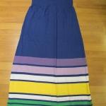 [PLUS-SIZE]รอบอก 32-46 นิ้วค่ะ GAP Dress ยาวเกาะอก ทรงสวย ใส่สบายค่ะ Size XL รอบอก 32 นิ้ว ยืดได้ถึง 46 ยาว 50 นิ้ว สะโพก 50 นิ้ว