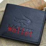 กระเป๋าสตางค์ผู้ชาย ใบสั้น หนังแท้ LC สีดำ กระเป๋าสตางค์ลดราคา no 384865_1