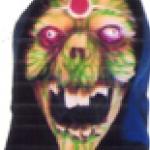 หน้ากากผีคลุมหัว