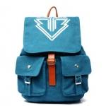 กระเป๋าเป้แบบผ้า BigBang Alive Blue
