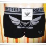 กางเกงในชาย Boxer สีดำ AM001