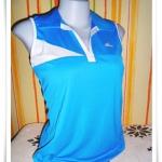 เสื้อกีฬา ผู้หญิง สีน้ำเงิน Ad010