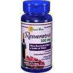 Puritan Resveratrol 100 mg 60 แคปซูล (USA) ช่วยดูแลผิวพรรณสดใส ฟื้นฟูสุขภาพ ชะลอความแก่ และช่วยให้มีอายุยืนยาว (ดีและถูกกว่า Viva Plus ที่โดมทาน)