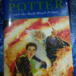 Harry Potter and the Half-Blood Prince / J. K. Rowling