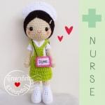 """ตุ๊กตาถัก นศ.พยาบาล ม.ราชภัฏสุราษฎ์ 12"""""""