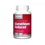 Jarrow Formulas Glutathione Reduced 500 mg 60 capsule กลูต้าไธโอนรีดิวซ์ ช่วยต่อต้านสารอนุมูลอิสระ บำรุงผิวขาวใส สำเนา