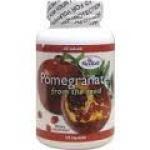 Neocell Pomegranate Extract 1000 mg 90 เม็ด (USA) สารสกัดเมล็ดทับทิมเข้มข้น ช่วยดูแลผิวพรรณให้ขาวกระจ่างใส นุ่มชุ่มชื่นน่าสัมผัส และต่อต้านเกิดริ้วรอย