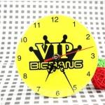 นาฬิกาตั้งโต๊ะ VIP Yellow
