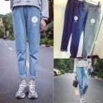 Preorder กางเกงยีนส์ EXO