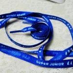 เชือกผุูกรองเท้า Super junior