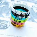 ริสแบนด์ EXO XOXO นูน SET6เส้น