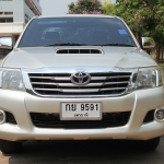 Toyota Vigo Champ Double Cab 3.0G ปี 2012
