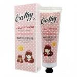 Cathy L-Glutathione Magic Cream SPF130 PA++ 138 mL ครีมทาตัวขาว ช่วยปรับผิวกระจ่างใส ลดเลือนจุดด่างดำได้อย่างเต็มประสิทธิภาพ ปกป้องผิวจากแสงแดด