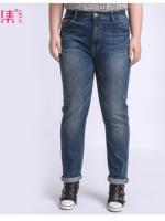 กางเกงยีนส์ สำหรับสาวอ้วนplus size