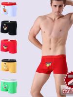 ชุดชั้นในผู้ชาย | ชุดชั่นในชายทรง TRUNK ลาย Angry Birds