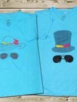 เสื้อคู่รัก หมวก กะ แว่น น่ารักๆจ่ะ