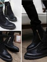 รองเท้าผู้ชาย | รองเท้าแฟชั่นชาย รองเท้าบูท แฟชั่นไต้หวัน