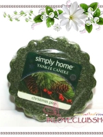 Yankee Candle / Tarts Wax Melts 22 g. (Christmas Pine)