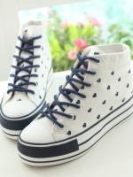 รองเท้าผ้าใบแฟชั่น วัยรุ่น