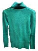 สเวตเตอร์ ( Sweater ) สําหรับผู้หญิง สีฟ้า