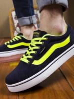 รองเท้าผู้ชาย | รองเท้าแฟชั่นชาย รองเท้าผ้าใบหุ้มข้อ แฟชั่นไต้หวัน