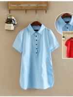 เสื้อสุภาพสตรีอ้วน XL-4XL