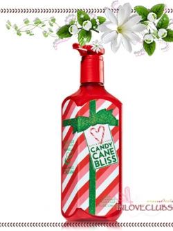 Bath & Body Works / Deep Cleansing Hand Soap 236 ml. (Candy Cane Bliss)