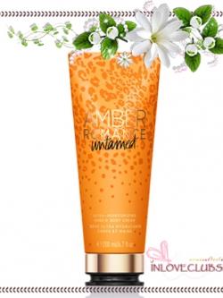 Victoria's Secret Fantasies / Body Cream 200 ml. (Amber Romance Untamed) *Limited Edition