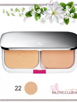 ZA / True White Plus Two-way Foundation SPF20 PA++ (Refill #22) *กล่องครบ