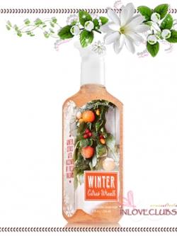 Bath & Body Works / Deep Cleansing Hand Soap 236 ml. (Winter Citrus Wreath)