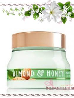 Bath & Body Works / Body Souffle 236 g. (Almond & Honey)