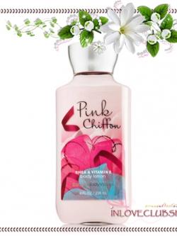 Bath & Body Works / Body Lotion 236 ml. (Pink Chiffon)