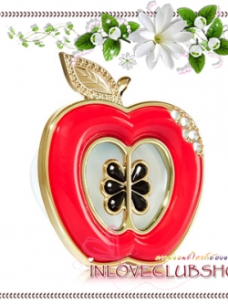 Bath & Body Works - Slatkin & Co / Scentportable Holder (Red Apple)