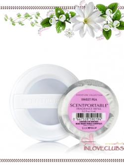 Bath & Body Works - Slatkin & Co / Scentportable Refill 6 ml. (Sweet Pea)
