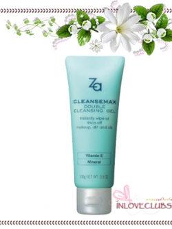 ZA / Cleansemax Double Cleansing Gel 100 g.