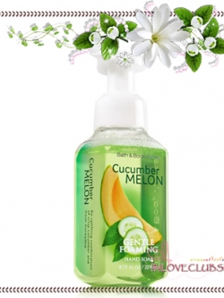 Bath & Body Works / Gentle Foaming Hand Soap 259 ml. (Cucumber Melon)