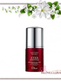 Christian Dior / Capture Totale Eyes Essential' Eye Zone Boosting Super Serum 15 ml. *Tester กล่องขาว ขนาดปกติ