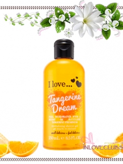 I Love... / Revitalising Shower Gel 250 ml. (Tangerine Dream)