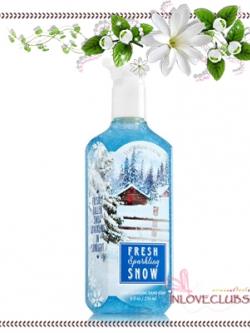 Bath & Body Works / Deep Cleansing Hand Soap 236 ml. (Fresh Sparkling Snow)