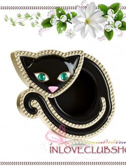Bath & Body Works - Slatkin & Co / Scentportable Holder (Black Cat)