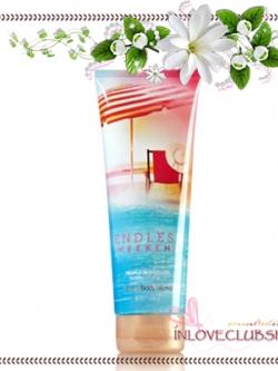 Bath & Body Works / Body Cream 226 ml. (Endless Weekend)