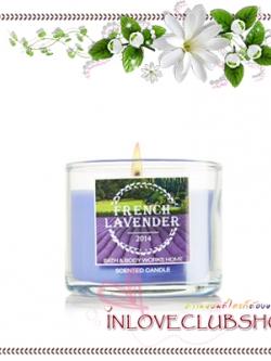 Bath & Body Works Slatkin & Co / Mini Candle 1.3 oz. (French Lavender)