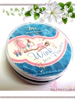BSC / Jeans Wink Face Powder (FO)