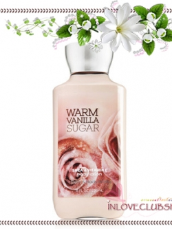 Bath & Body Works / Body Lotion 236 ml. (Warm Vanilla Sugar)